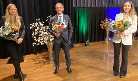 Thesis prizes for Amsterdam Law Students